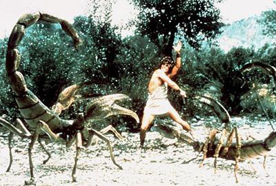 [独家]3亿年前巨型蝎子体重超200公斤(图)(2)