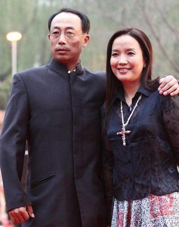 吕丽萍再现婚姻危机