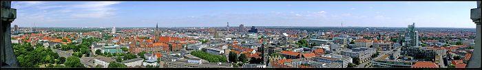 汉诺威:世博园现在变成了新市镇