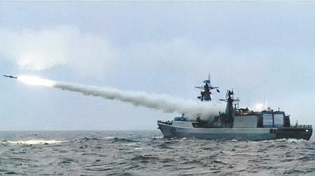 中国国防白皮书发表