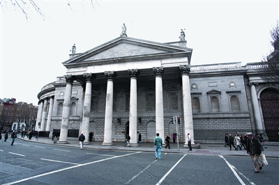 爱尔兰爆惊天银行劫案