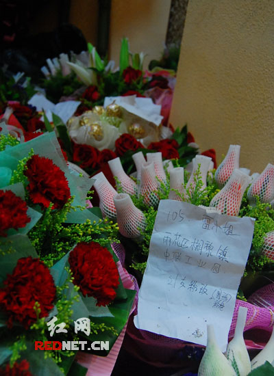 鲜花店连夜加班包玫瑰 七夕销量为洋情人节八成