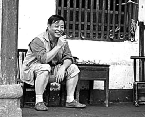 """韩少功,""""飞""""在山南水北间(图)"""
