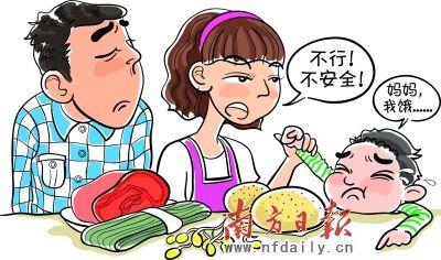 外媒关注中国食品安全