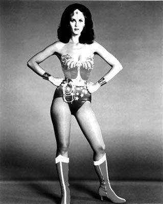 性感女超人的女权困扰