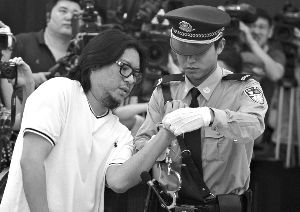 高晓松醉驾被判拘役6个月