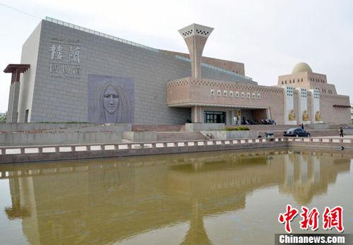 中国首家楼兰美女博物馆:千年文化堪称镇馆之高挺拍街干尸图片