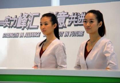 在上海参加会展要注意什么?千瑟上海礼仪公司话你知
