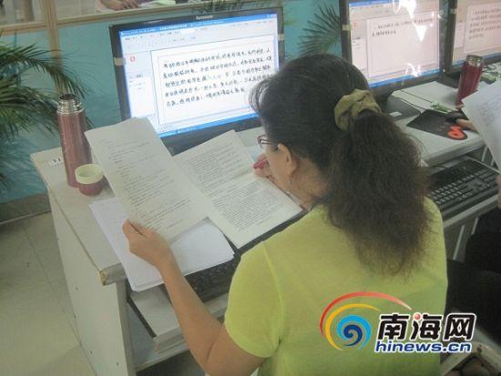 高考惊现0分作文和英语满分作文 26日公布成绩