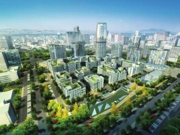 金牛高科技产业园 轨道交通铸就产业新城