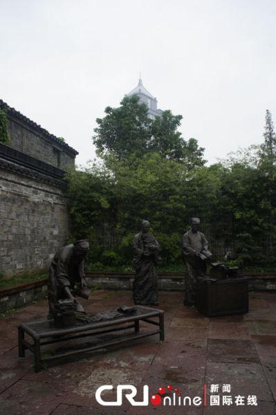 俄语记者手记:宁波――发展经济与保护文化并行