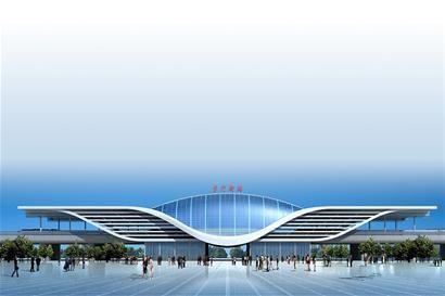 成灌快铁彭州支线6个车站明年亮相