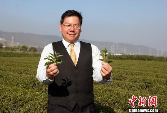 台湾鹏景集团推广原矿家有机农法欲促进两岸交流