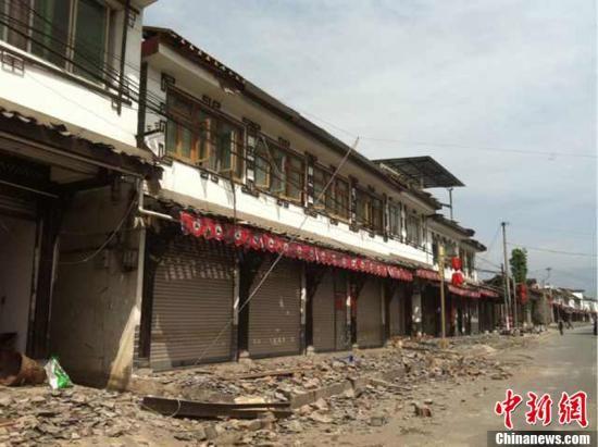 雅安地震_雅安县城人口