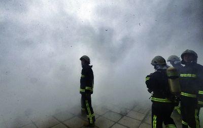 30秒火场降温800℃