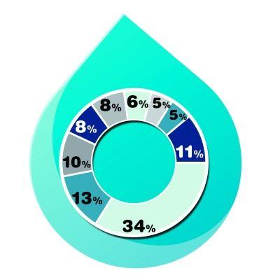 没有大牌净水器市场缺乏秩序