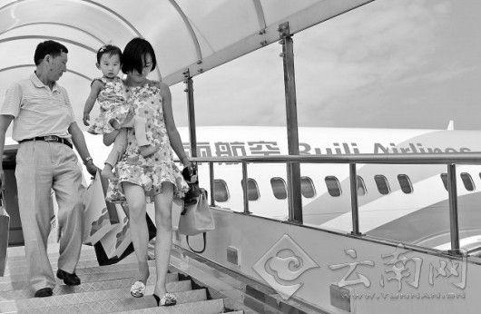 瑞丽、南亚通用航空昨首航瑞丽开建西南最大通用航空机场