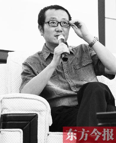 中国当红科幻作家刘慈欣:左手柴米油盐右手宇宙星空