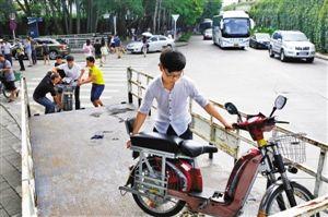 六项举措将缓解片区交通拥堵