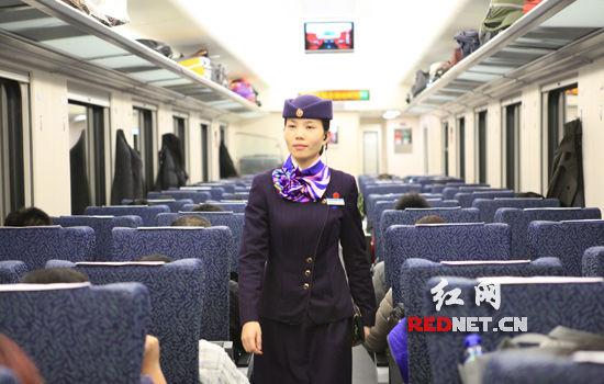 广九直通车换新装服务更人性时速提至160km/h(图)