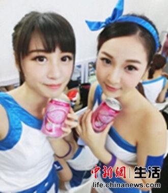 青岛啤酒水蜜桃果啤上市 消费者勾勒满满幸福