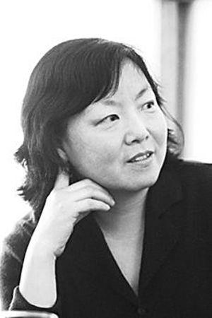 湖北省作家协会主席、闻名作家方方
