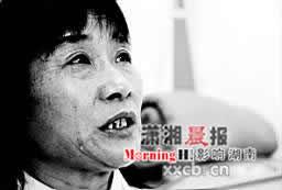2007感动中国年度人物推荐:唐建华(图)