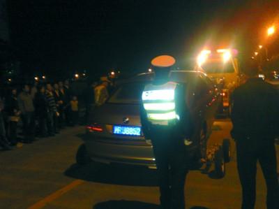 总经理醉驾被查时出示党员证拒下车(图)