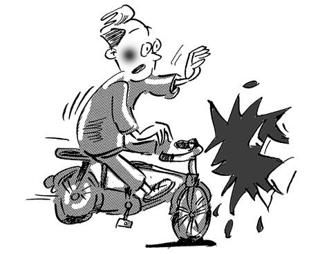 梦到死人自行车
