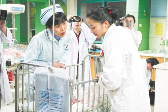 出生9天男婴死亡父母捐出其眼角膜