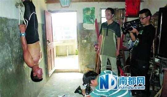 不比赛的日子,陈盆滨就在家训练,哪怕成名后。