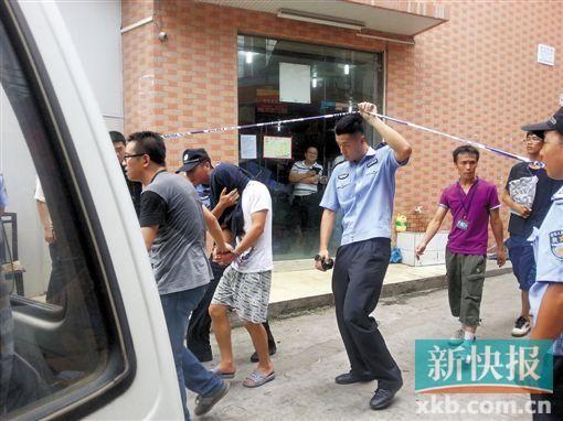 广州电脑维修_广州大学城女尸案告破 被害人未遭性侵