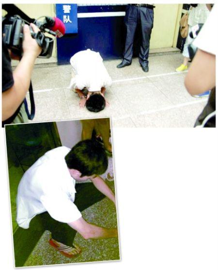 农村村民厕所偷拍_男子女厕所偷拍被抓跪地求饶(图)