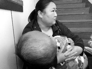 来自江西省九江市修水县三岁的男童鹏鹏(假名)