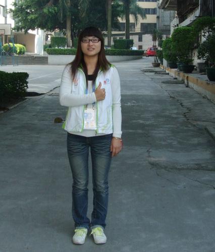 广州城市职业学院彭明苑。