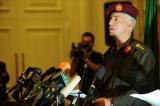 利比亚武装部队发言人法格希