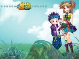 《童梦online》游戏原画