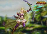 《女神联盟》游戏原画