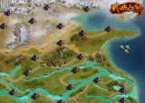 《战略三国》游戏截图