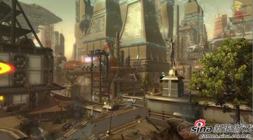 《星球大战:旧共和国》游戏截图