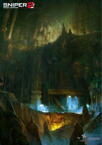 背景西藏?《狙击手:幽灵战士2》最新绚丽截图欣赏
