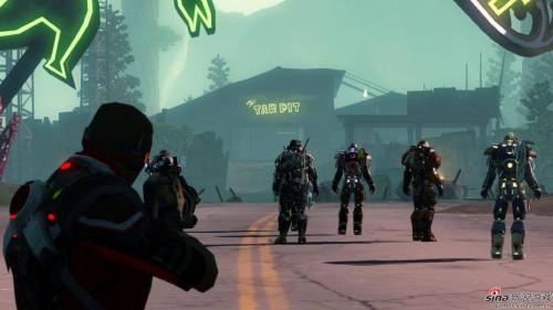 《反抗军》游戏截图