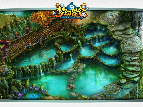 图1:水域美景