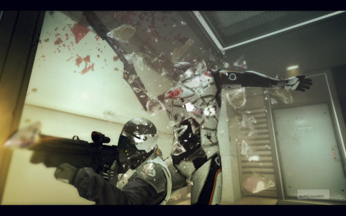 EA公布3A级新作《暴力辛迪加》 首批截图公布
