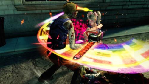 TGS11:《电锯糖心》最新游戏画面欣赏