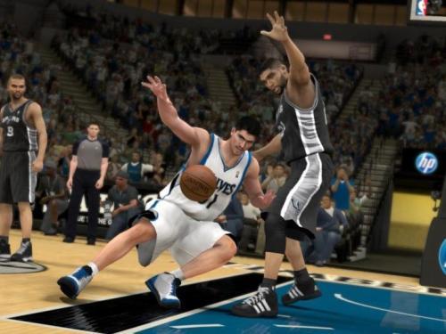 《NBA2K12》新图公布
