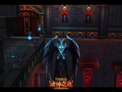 图4 惊悚灵异恶灵古堡