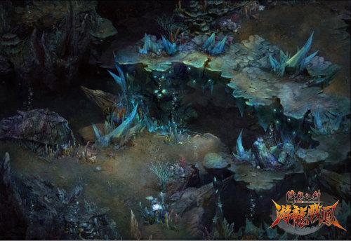 全新海底历险-大壑海沟场景开放