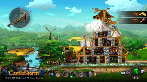 塔防策略新作《城堡风暴》截图欣赏