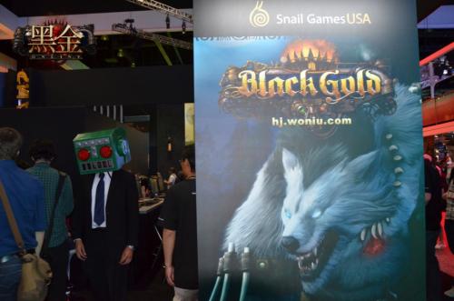 《黑金》E3现场试玩版画面曝光
